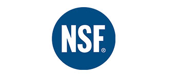 Aquatiere products are NSF approved