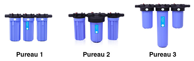 Aquatiere Pureau Products