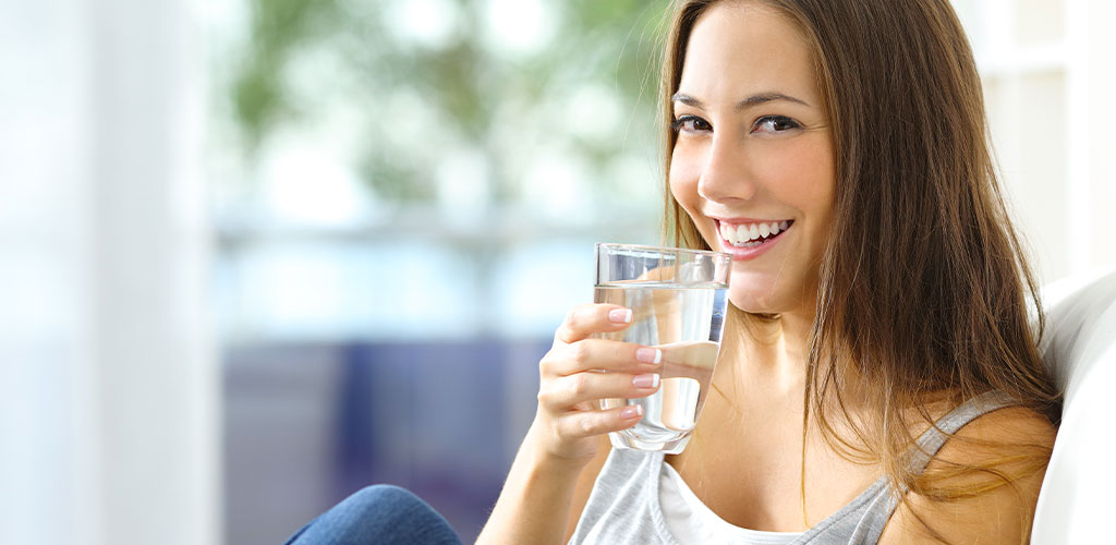 clean tastier drinking water