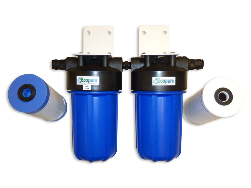 Aquatiere Ecopure Whole House Water Filter