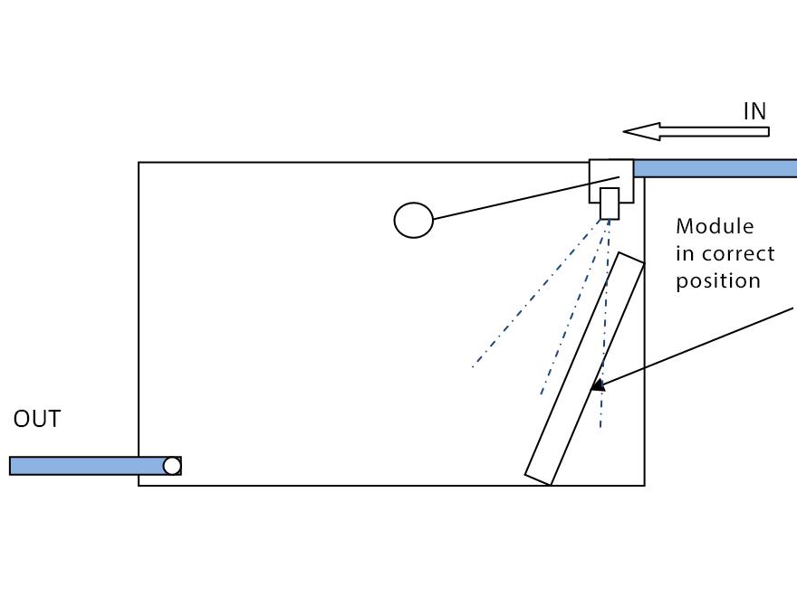 Water Storage Filter Installation Specifications