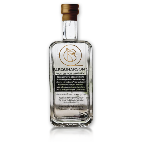 Farquharson's Water for Whisky