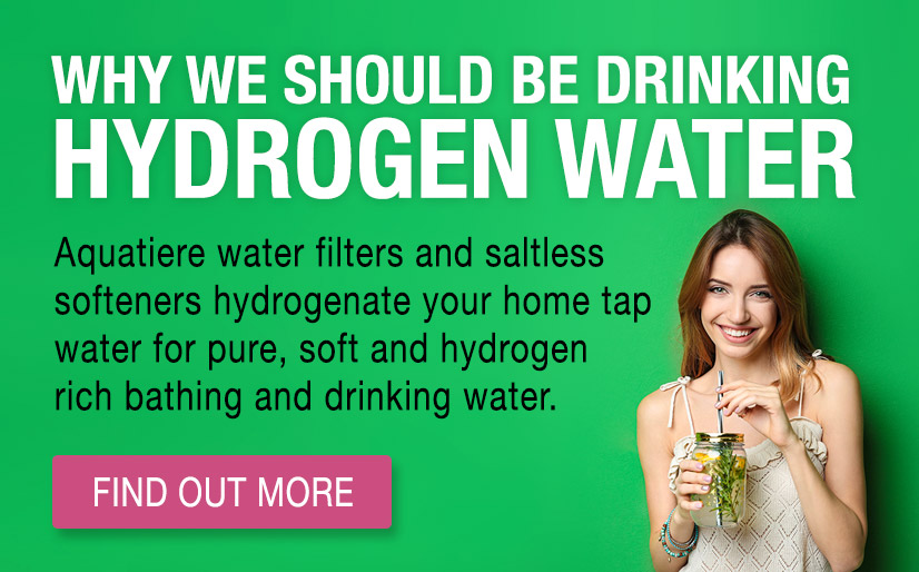 Why we should be drinking Hydrogen Water