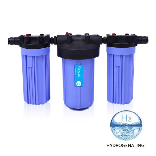 Saltless Water Softeners