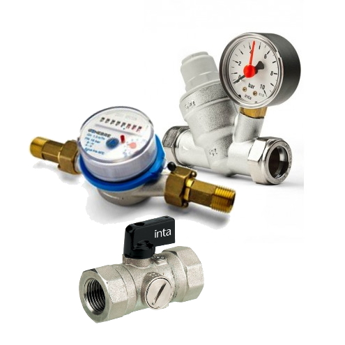 Valves and Meters