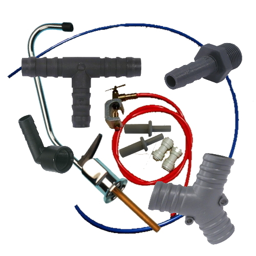 Marine and Campervan Plumbing Connectors