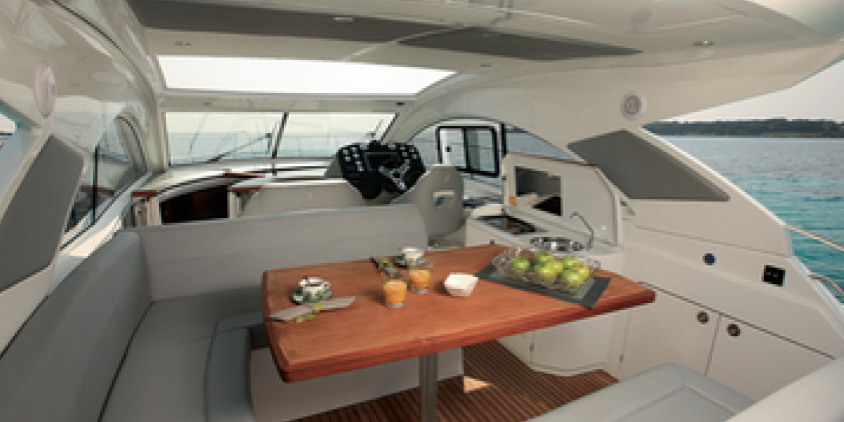 Beneteau GT44 GIRL UPPER GALLEY